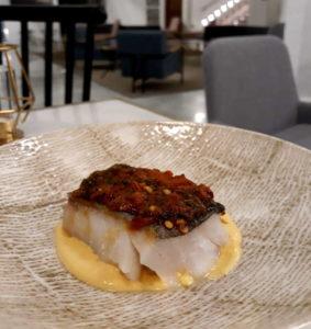 Restaurante Origen. Hotel One Shot Palacio Conde de Torrejón