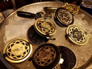 Caviar Per Sé y Cerveza de Bodega 15&30