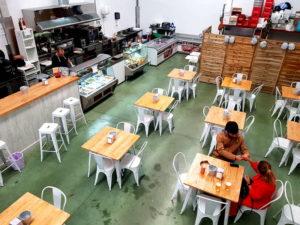 El Mercado del Marisco