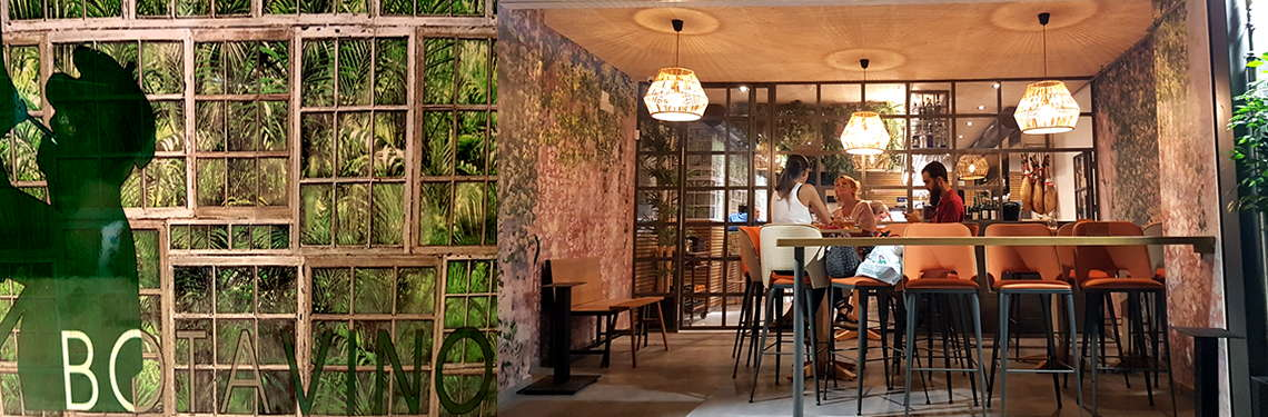 restaurante Old World monkey de bravucón sevilla