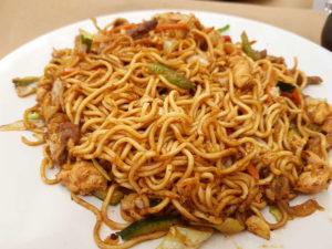 Tuk Tuk Noodles & No Piqui Gines