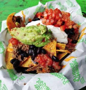Burrito Market. Fun food de Centro Comercial