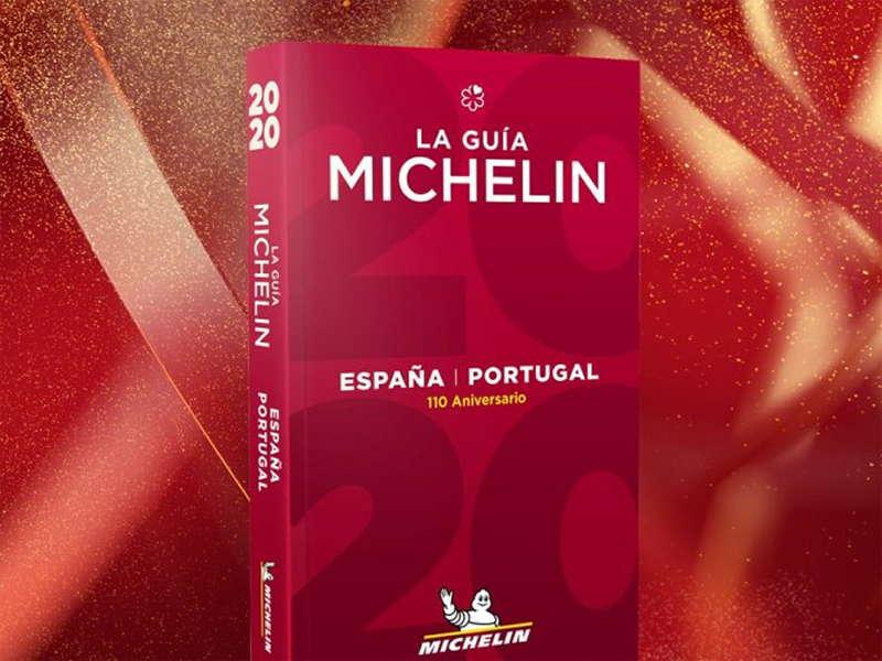 Guía Michelin 2020 Sevilla