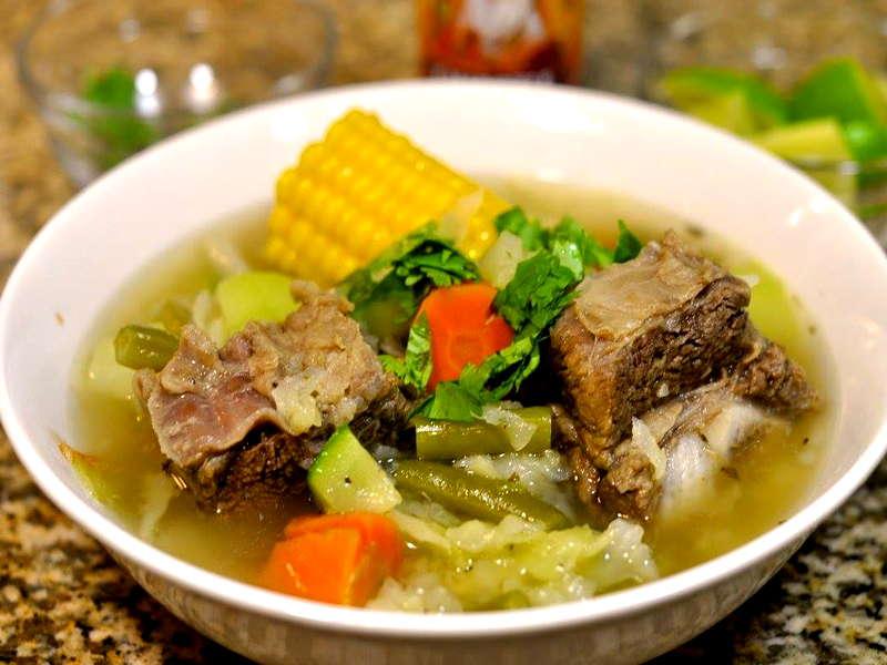 Arroz blanco. Cocina Peruana