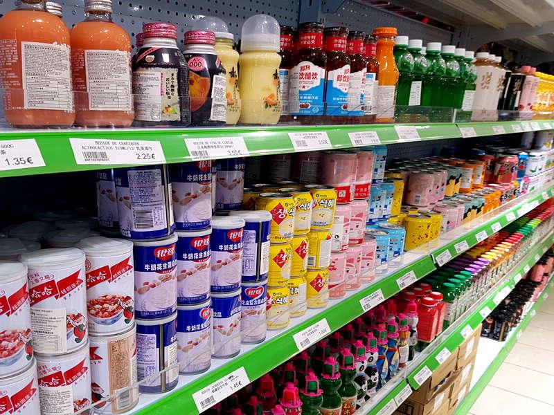 Supermercado Asia África