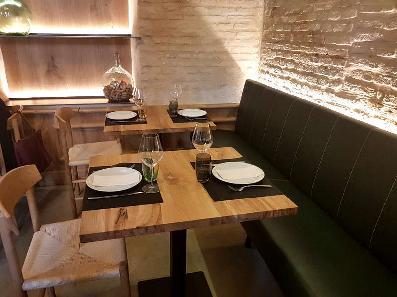 Leña y Brasas Restaurante & tapas