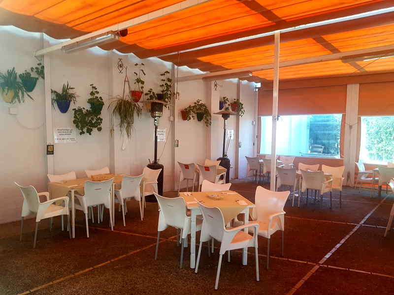 Venta Cuatro Caminos Restaurante Detapasconchencho